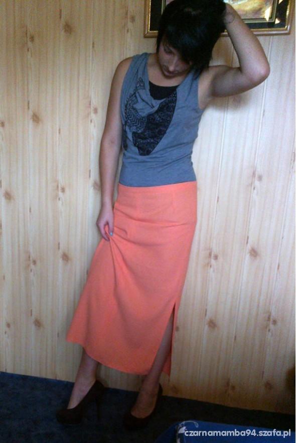Eleganckie Długa spódniczka