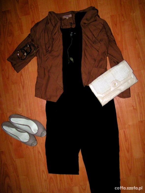 Wieczorowe Black & Brown