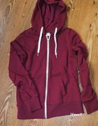 Bluza H&M burgund burgundowa 36 S