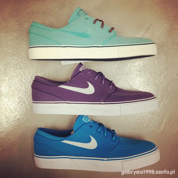 Nike SB Stefan Janoski Low Canvas Pack