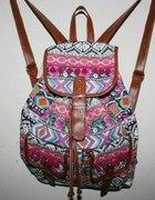 aztecki plecak blogowy