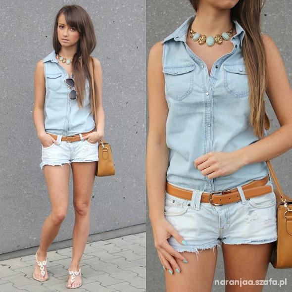 Wasze inspiracje jeansowo