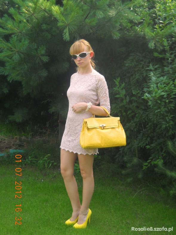 Mój styl Koronkowa Elise Ryan