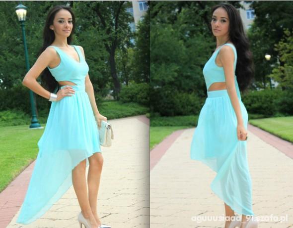 Wasze inspiracje zielona sukienka