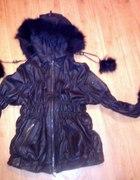Skorzana kurtka bardzo fajna i oryginalna