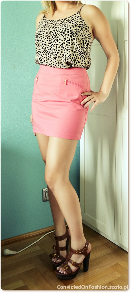 Mój styl Pastelowy Outfit