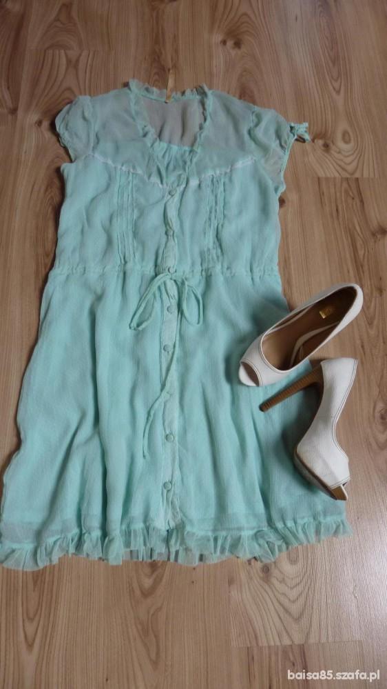 Suknie i sukienki sukienka river island 40