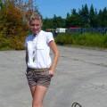 Shorts n whit shirt