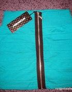 Bandażowa mini zip New Yorker XS S