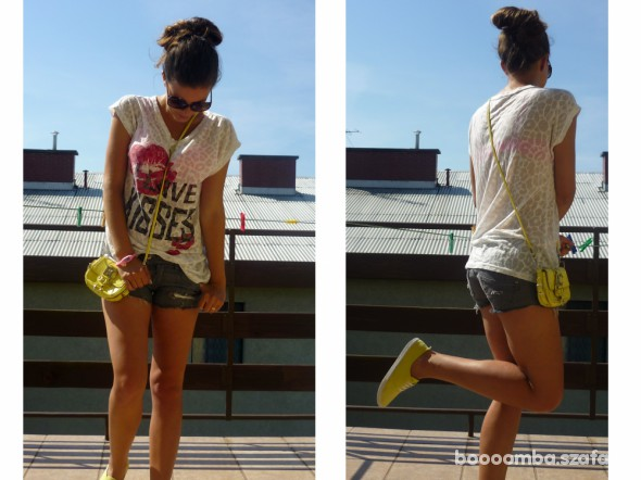 Mój styl i love kisses