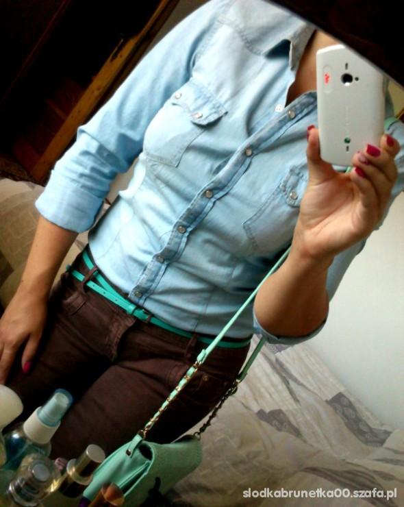 Mój styl koszulowo