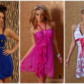 sliczna sukienka cyrkonie rozne rodzaje