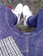 Poszukuję spodnie baggy obniżony krok