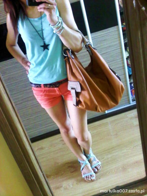 Mój styl mint & neon