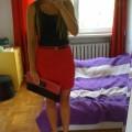 czerwono czarni