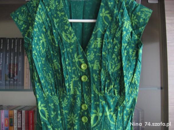 2197ad48f0 Fantastyczna sukienka maxi rozpinana na guziki w Suknie i sukienki ...