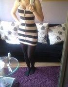 Zip dress by H&M
