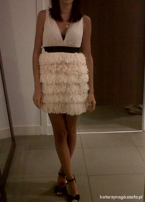 Na specjalne okazje Sukienka z H&M
