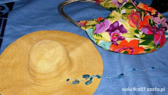 Nakrycia głowy kapelusz h&m