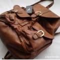 brązowy plecak vintage hit blogerek ATMOSPHERE