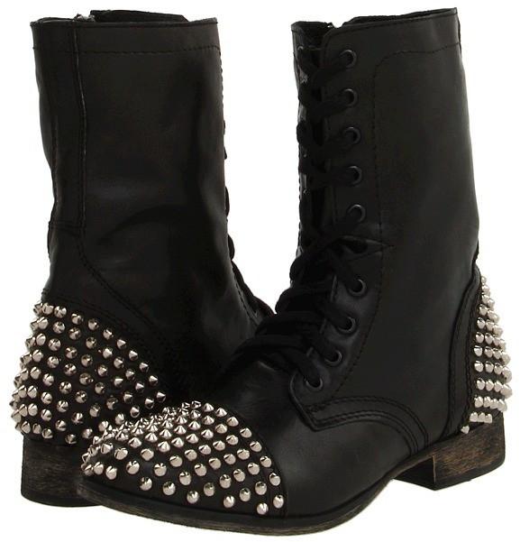 steve madden tarnney boots worker boots...
