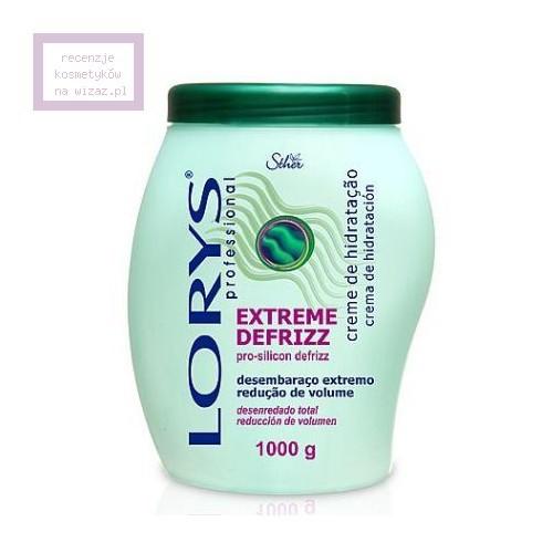 Lorys Extreme Defrizz Hair Cream Odżywka kręcone