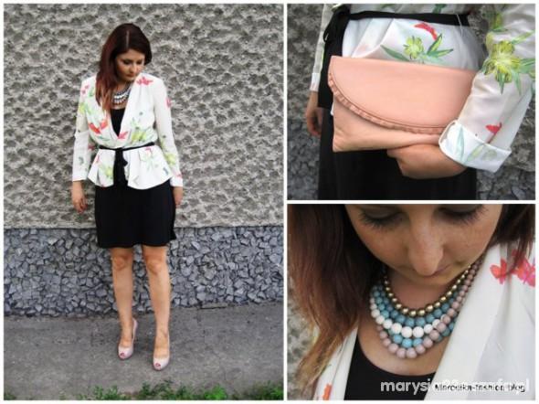 Do pracy like a butterfly Marcelka Fashion