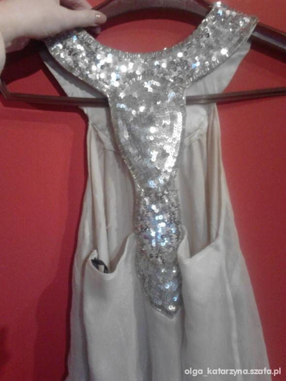 Suknie i sukienki WYPRZEDAŻ szyfon