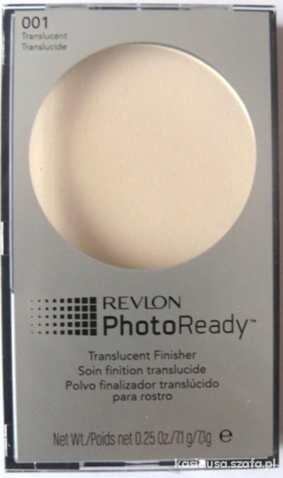 REVLON PHOTOREADY Translucent Finisher Puder 001