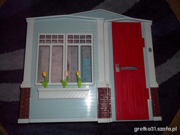 Zabawki Domek dla lalek