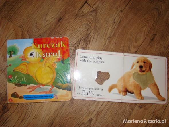 Zabawki Książeczki w zestawach od 350 zł