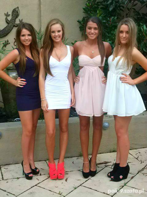 Na specjalne okazje sukieneczki