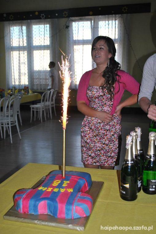 Na specjalne okazje urodzinowo