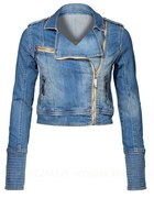 ramoneska jeansowa