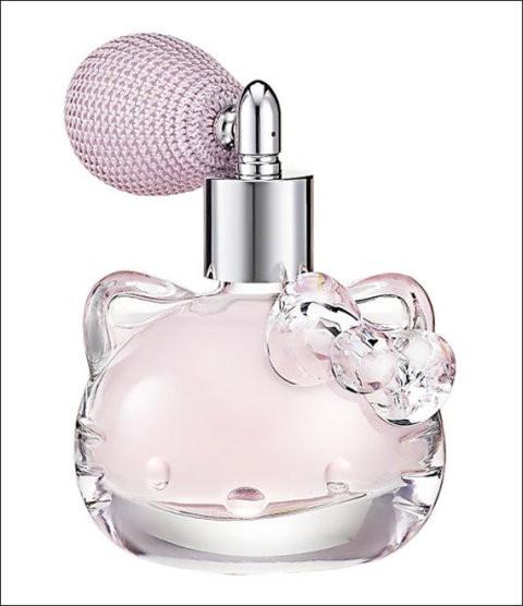 Flakon na perfumy z pompką
