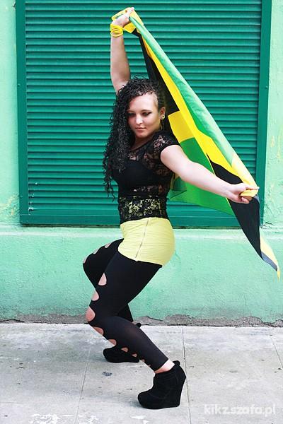 Na specjalne okazje DANCEHALL na Jamajce D