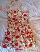 Sukienka floral M L