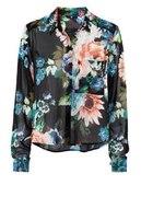 Koszula H&M w kwiaty
