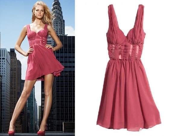 Suknie i sukienki Gorsetowa HM by night