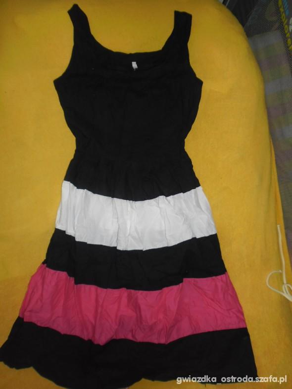 Suknie i sukienki MODNY PASIAK