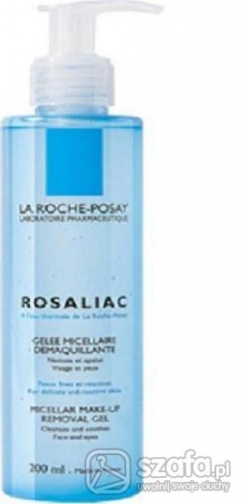 LA ROCHE POSAY ROSALIAC żel oczyszczający 200 ml...