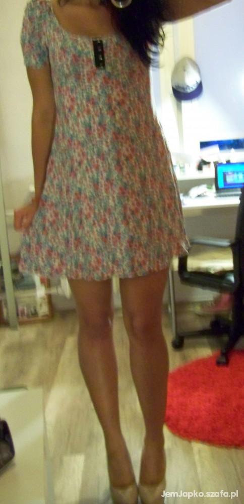 Suknie i sukienki atmosphere sukienka floral