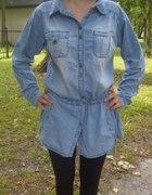 Koszula jeansowa tanio 24 zlsliczna parka