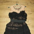 sukienka Lanvin for h&m 2010