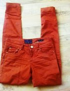 rude spodnie rurki
