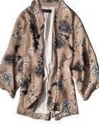 Jedwabne kimono Zara...