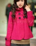 Płaszczyk JAPAN STYLE różowy