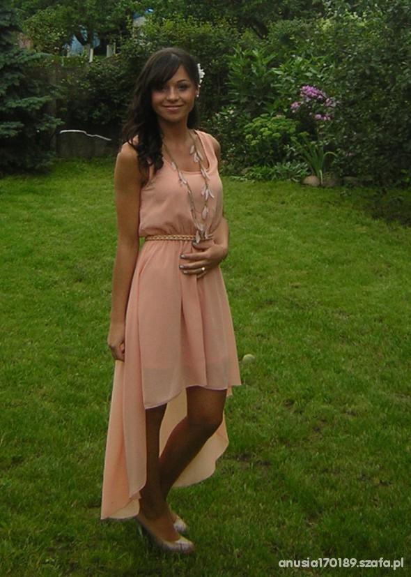 Romantyczne Sukienka na wesele