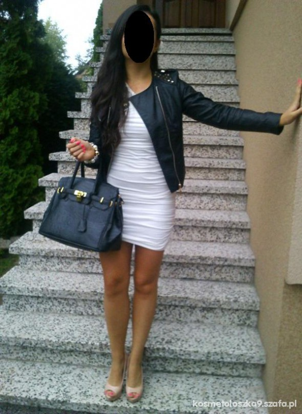 Mój styl black and white