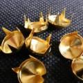 złote cwieki stozki 10mm